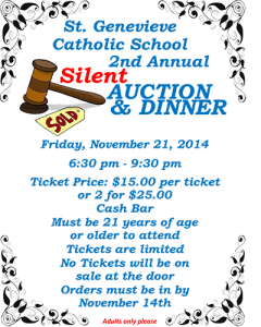 st-genevieve-silent-auction-and-dinner-flyer